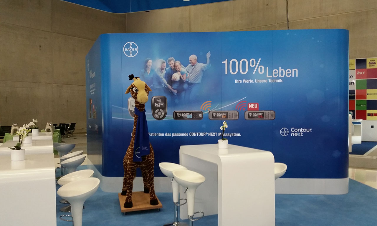 referenz Bayer Diabetes Care 2012