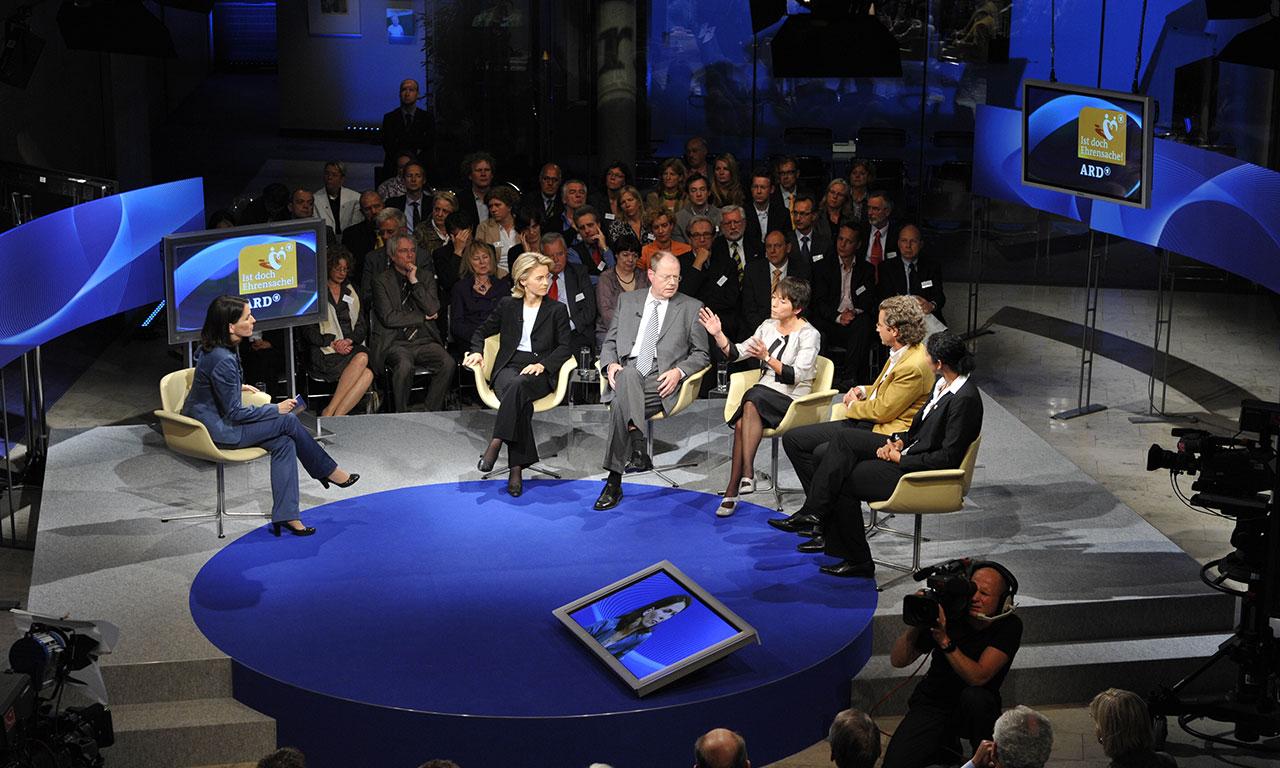 referenz Berliner Gespräche 2009