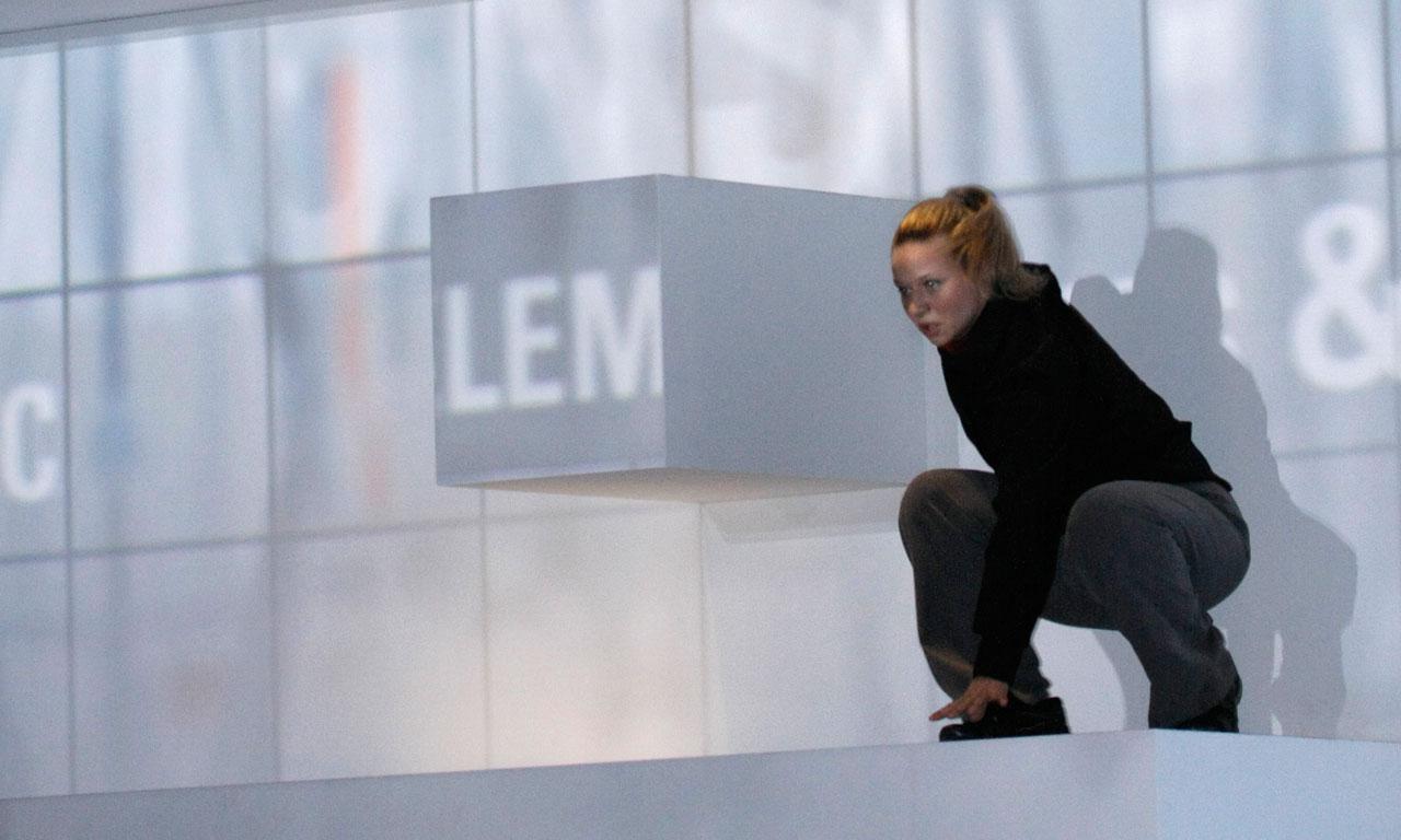 referenz CeBit Eröffnung 2008