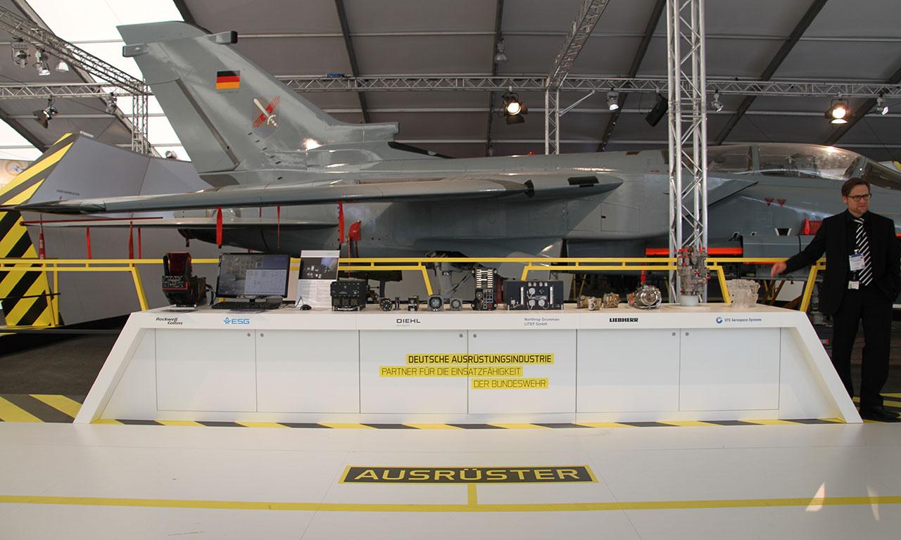 referenz ILA 2014 Bundeswehr 2012/2014