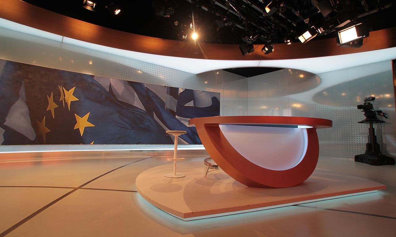 referenz Studio 3 Deutsche Welle 2015