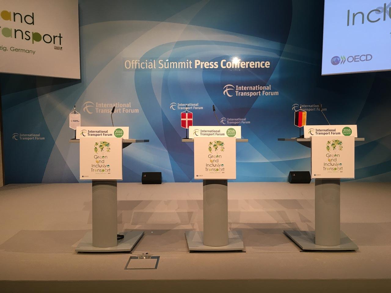 referenz Internationales Transport Forum 2016