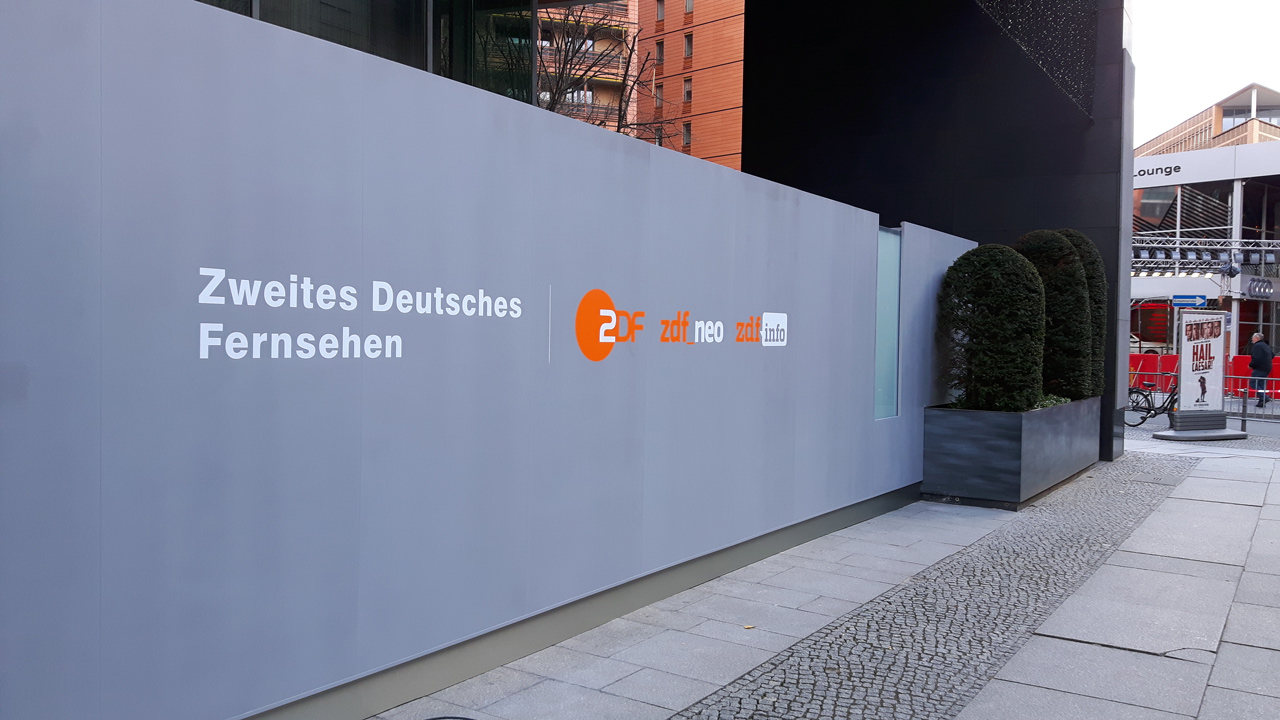 referenz ZDF Lounge Berlinale 2012 – 2019