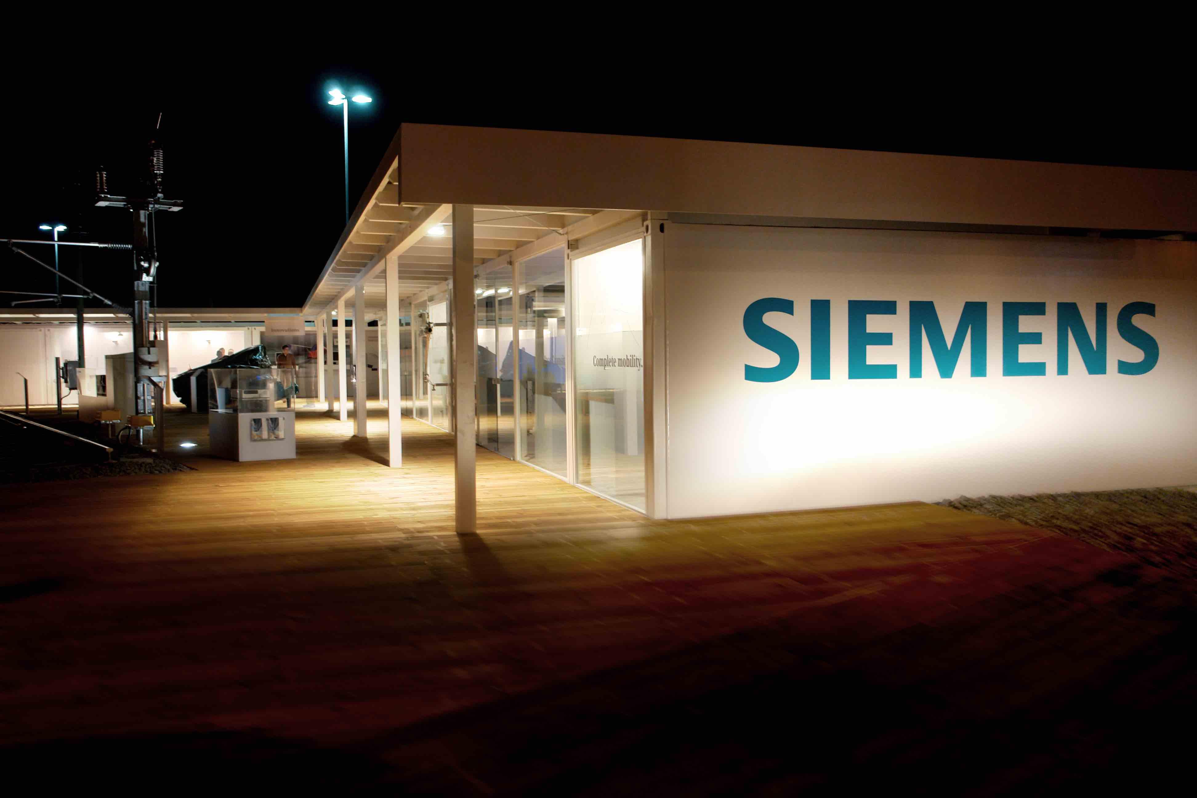 referenz Siemens 2006/2008