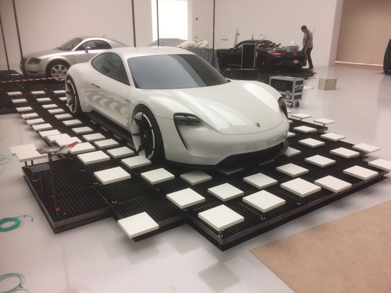 referenz Ausstellung Porsche 2017