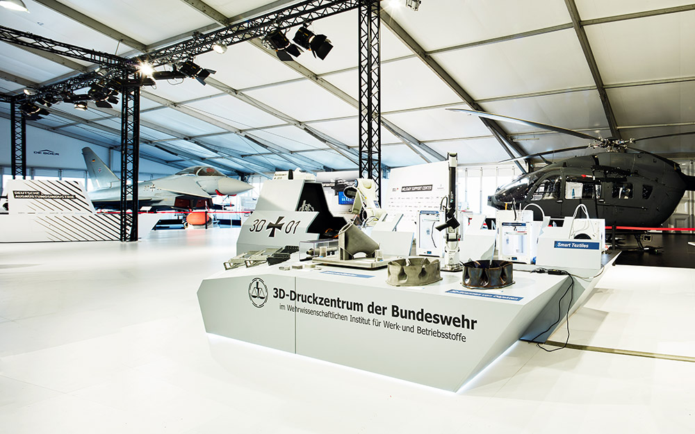 referenz ILA Bundeswehr 2012 – 2018